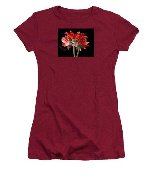 With Love Women's T-Shirt (Junior Cut) by Brenda Pressnall