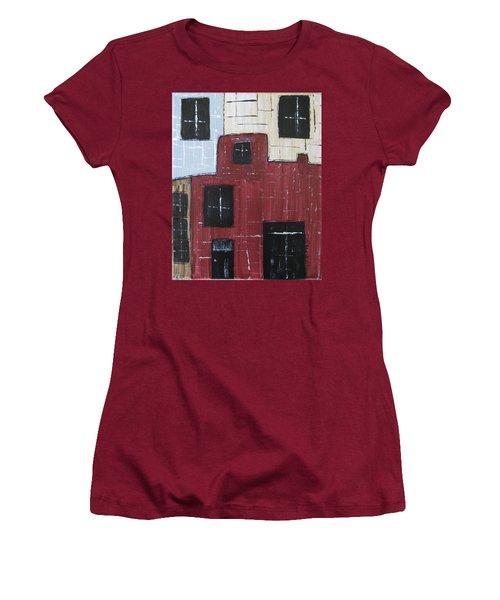 Eureka Springs Arkansas #1 Women's T-Shirt (Athletic Fit)