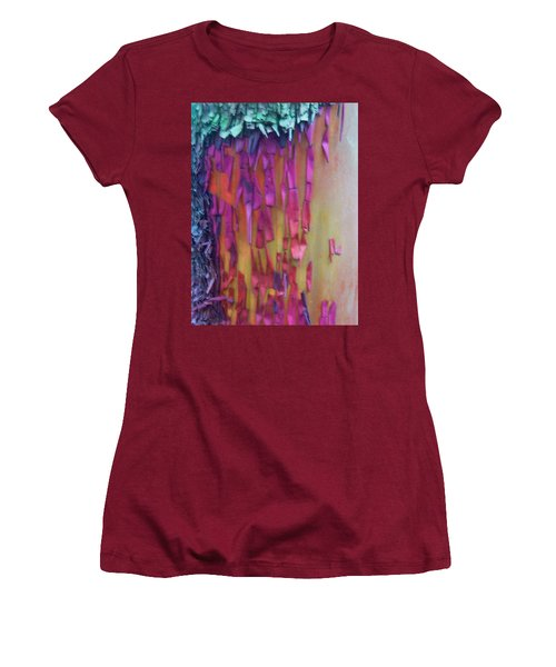Women's T-Shirt (Junior Cut) featuring the digital art Imagination by Richard Laeton
