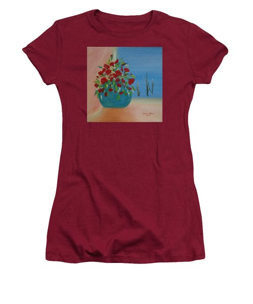 Southwestern 1 Women's T-Shirt (Junior Cut) by Judith Rhue
