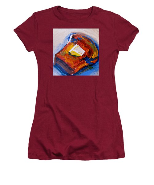 Bread And Butter Women's T-Shirt (Athletic Fit)