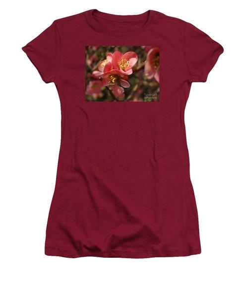 Spring Blooms Women's T-Shirt (Junior Cut) by Rebecca Overton