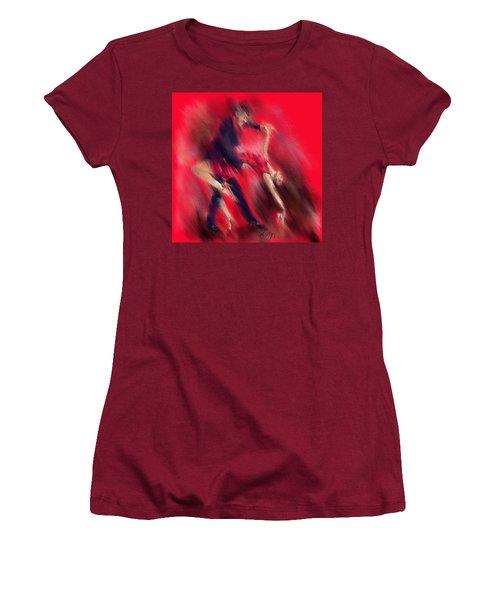 1s2a3l5s6a7 Women's T-Shirt (Athletic Fit)