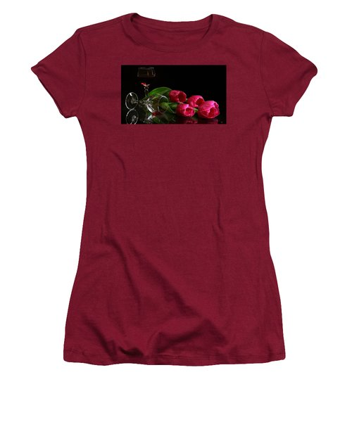 Still Life Women's T-Shirt (Athletic Fit)