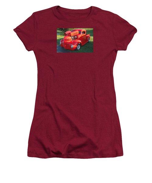 '47 Dodge Pickup Women's T-Shirt (Athletic Fit)