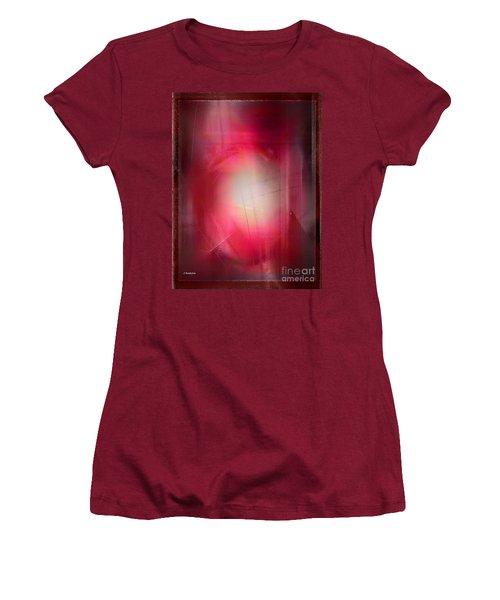Abstract 707-2015 Women's T-Shirt (Junior Cut) by John Krakora