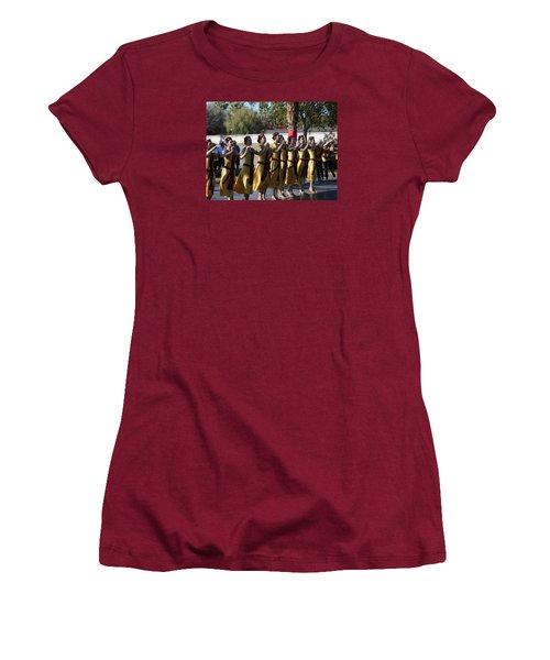 Armenian Dancers 2 Women's T-Shirt (Athletic Fit)