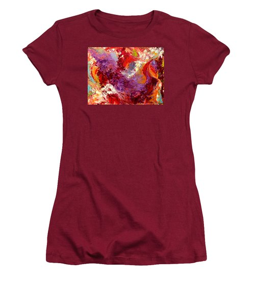 Aromatic Mixtures Women's T-Shirt (Athletic Fit)