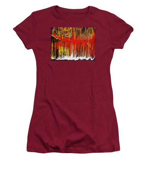 Ascension Women's T-Shirt (Junior Cut) by Ralph White