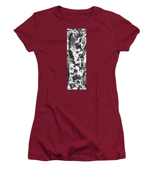 Barber Women's T-Shirt (Athletic Fit)