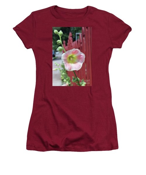 Beyond The Garden Fence Women's T-Shirt (Athletic Fit)