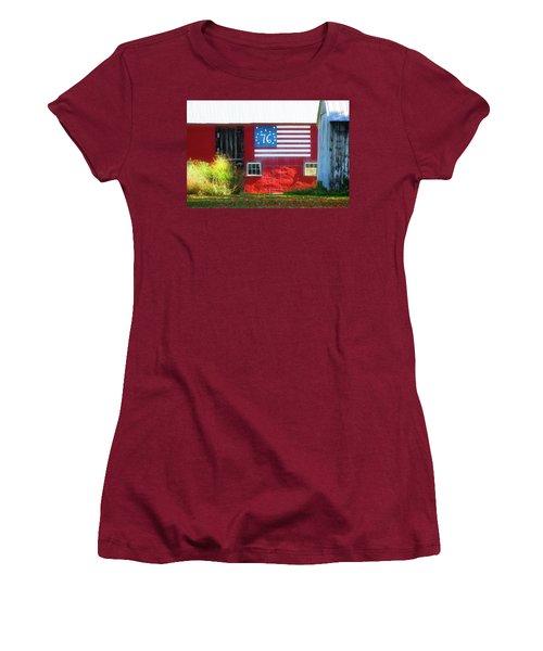 Bicentennial Women's T-Shirt (Athletic Fit)