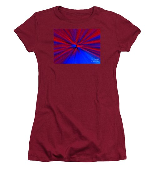 Block Zoom Women's T-Shirt (Athletic Fit)