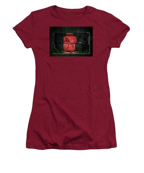 Bond Women's T-Shirt (Junior Cut) by Mark Ross