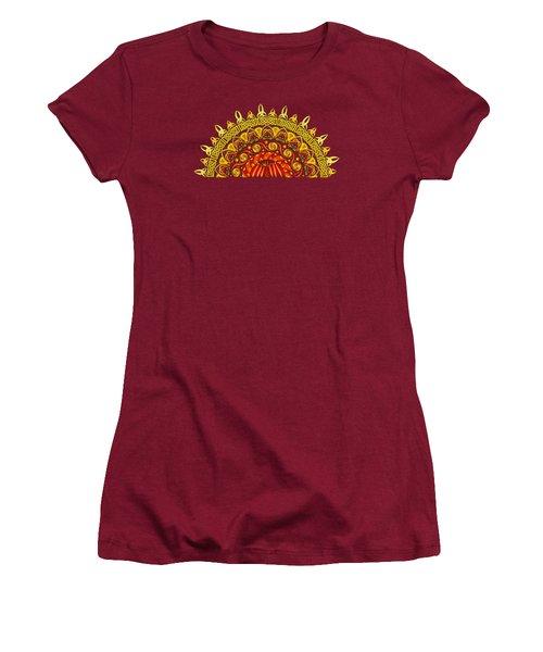 Celtic Dawn Women's T-Shirt (Junior Cut) by Kristen Fox