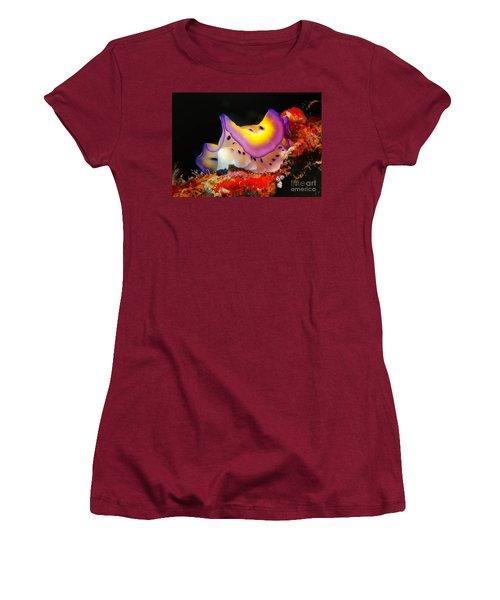 Chromodoris Kunei Nudibranch  Women's T-Shirt (Athletic Fit)