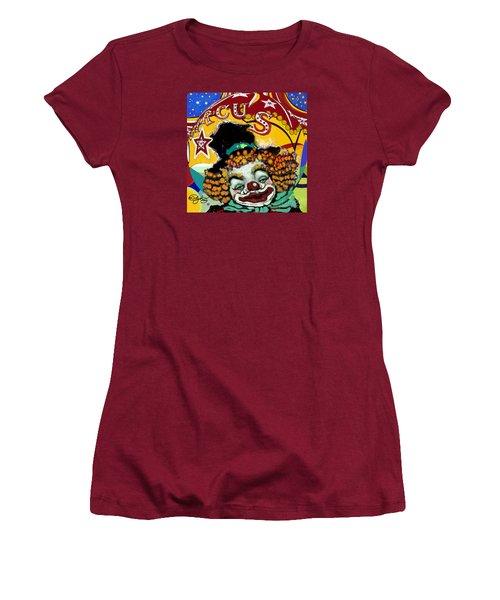 Circus Women's T-Shirt (Junior Cut) by Carol Jacobs
