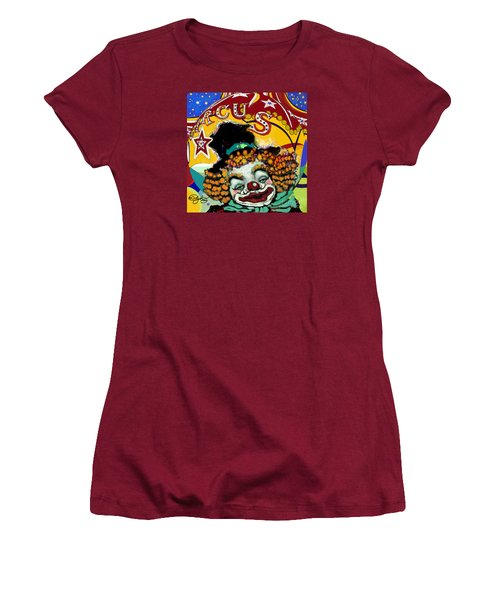 Circus Women's T-Shirt (Athletic Fit)