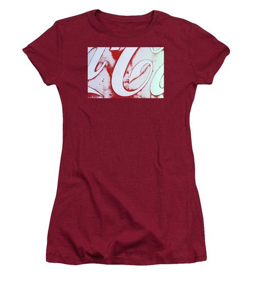 Coke 3 Women's T-Shirt (Athletic Fit)