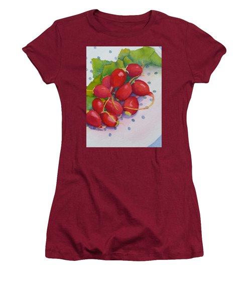 Dahling, You Look Radishing Women's T-Shirt (Athletic Fit)