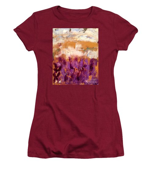 Day Dreammin Women's T-Shirt (Junior Cut) by Gallery Messina