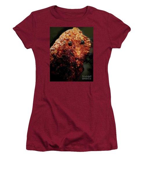 Empanada Man Women's T-Shirt (Athletic Fit)