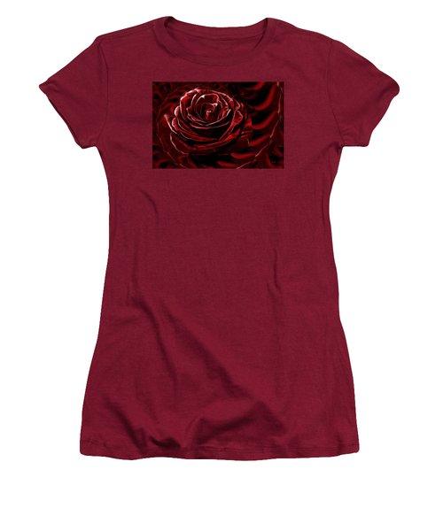 Endless Love Women's T-Shirt (Junior Cut) by Gabriella Weninger - David