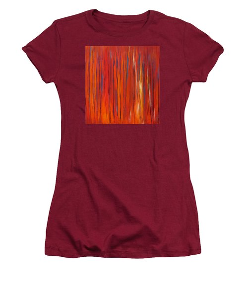 Ephemeral Women's T-Shirt (Athletic Fit)