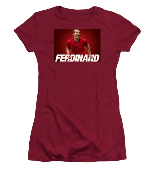 Ferdinand Women's T-Shirt (Junior Cut) by Semih Yurdabak