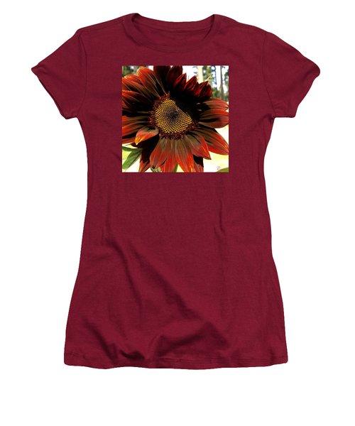 Fibonacci Hues Women's T-Shirt (Athletic Fit)