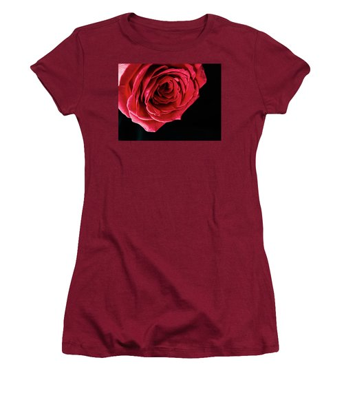 For My Valentine Women's T-Shirt (Athletic Fit)