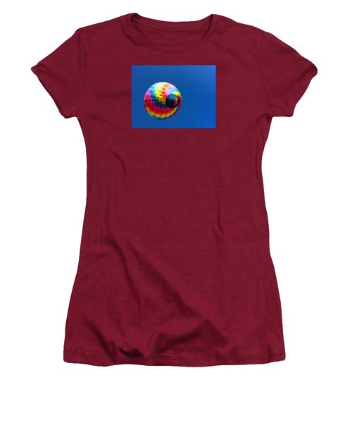 Free Women's T-Shirt (Junior Cut) by Brenda Pressnall