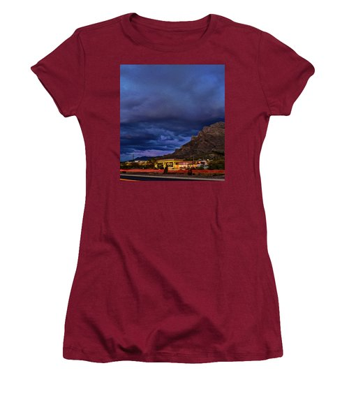 Gathering Storm Op51 Women's T-Shirt (Junior Cut) by Mark Myhaver