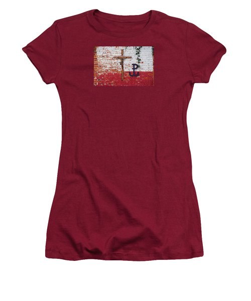 God, Honour, Fatherland Women's T-Shirt (Junior Cut) by Tgchan
