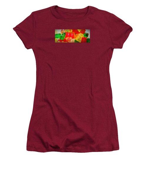 Gummies Women's T-Shirt (Athletic Fit)
