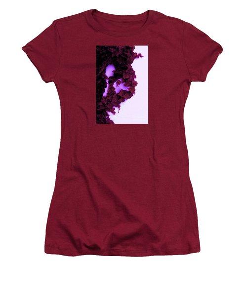 Women's T-Shirt (Junior Cut) featuring the photograph Heartbreak by Vanessa Palomino