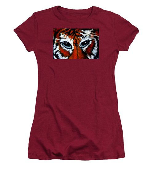 I A M   3 Women's T-Shirt (Athletic Fit)