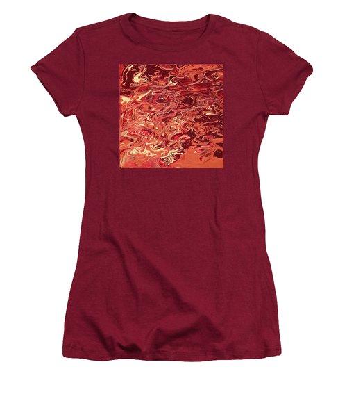 Indulgence Women's T-Shirt (Junior Cut) by Ralph White