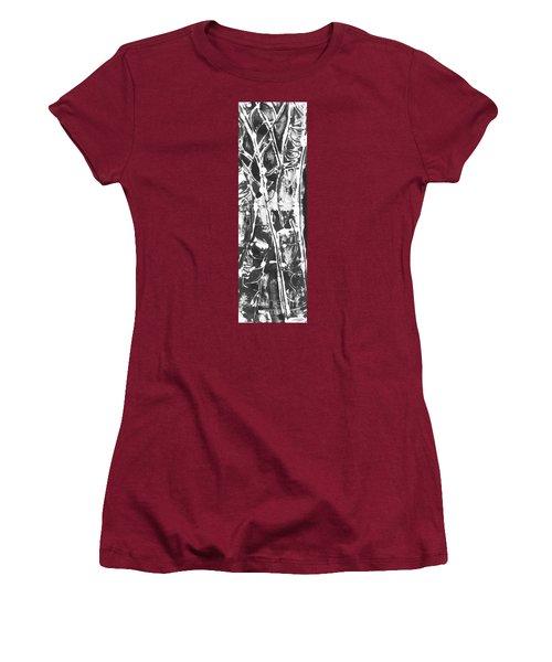 Justice Women's T-Shirt (Junior Cut) by Carol Rashawnna Williams