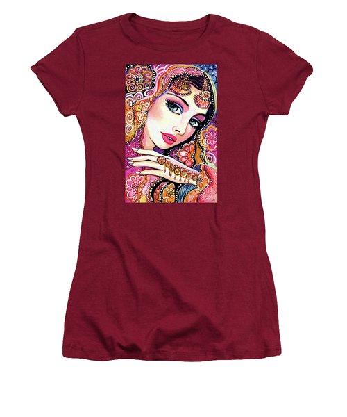 Kumari Women's T-Shirt (Athletic Fit)