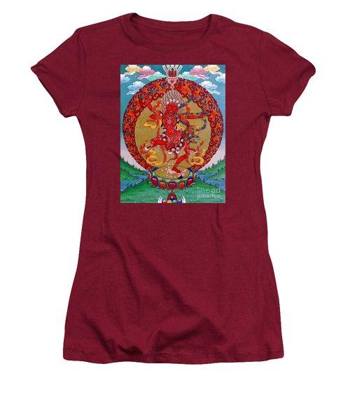 Kurukula Women's T-Shirt (Junior Cut) by Sergey Noskov