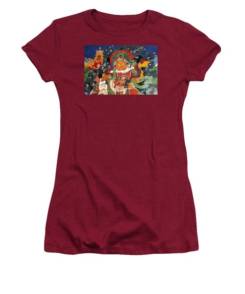 Ladakh_17-15 Women's T-Shirt (Junior Cut) by Craig Lovell