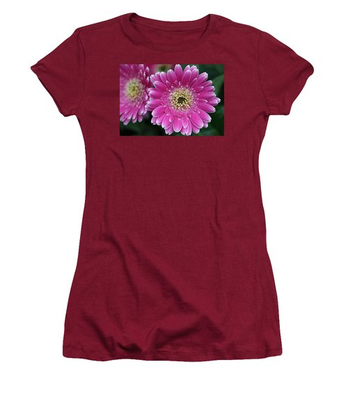 Layers Of Spring Women's T-Shirt (Athletic Fit)