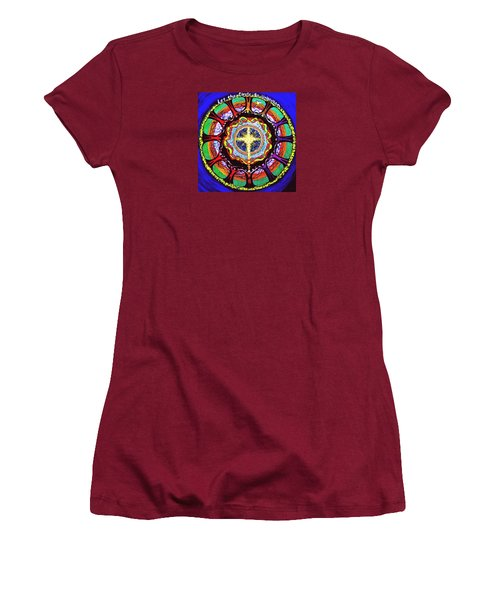 Let The Circle Be Unbroken Women's T-Shirt (Athletic Fit)