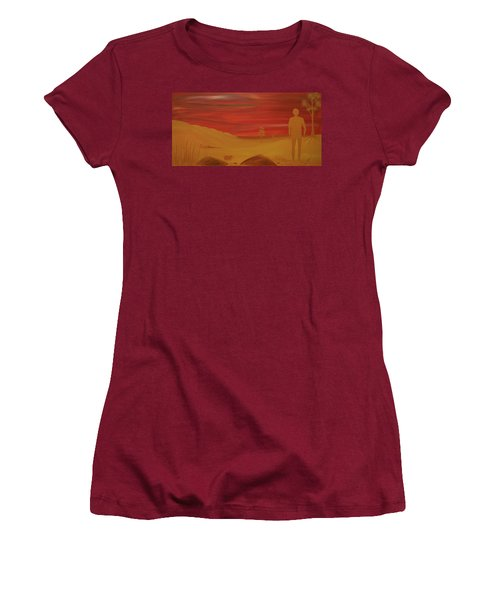 Life Women's T-Shirt (Athletic Fit)