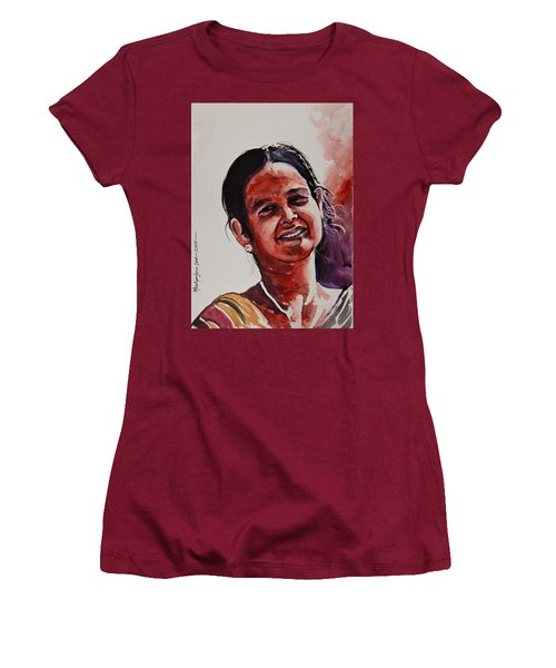 Maa Women's T-Shirt (Athletic Fit)