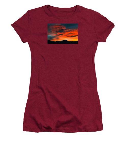 Morning Magic Women's T-Shirt (Athletic Fit)
