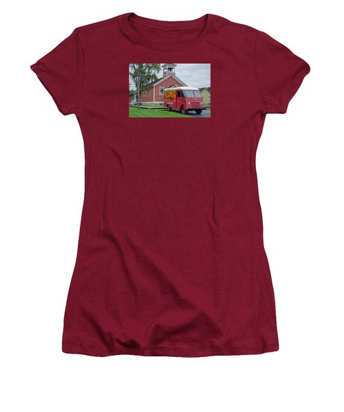 Nueske Meat Store Women's T-Shirt (Athletic Fit)