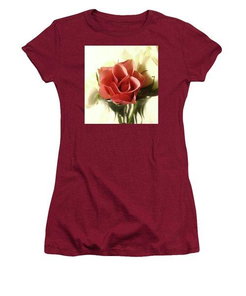 Petite Bouquet Women's T-Shirt (Athletic Fit)