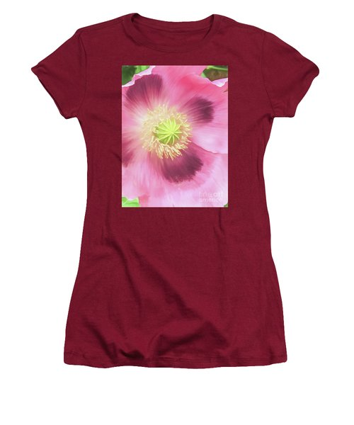 Poppy Perfection Women's T-Shirt (Athletic Fit)